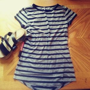 Poof ❤❤ Striped Shirt